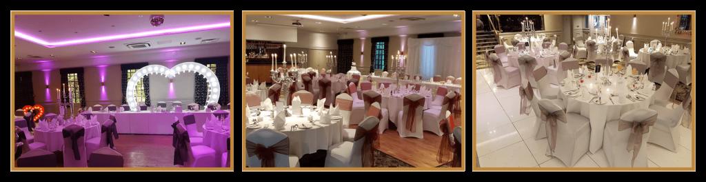 Parkville Hotel Blantyre Lanarkshire Wedding