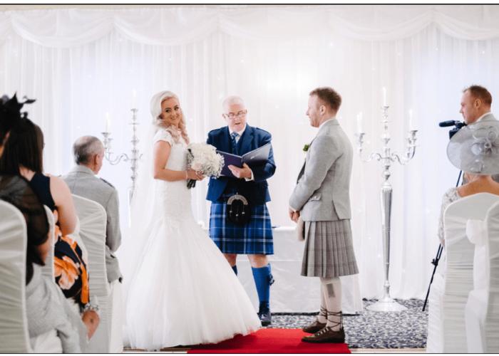 Parkville Hotel Blantyre Lanarkshire Asian Wedding